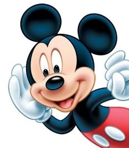 Mickey como os priminhos conhecem