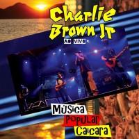 """Capa do álbum """"Música Popular Caiçara - Ao Vivo"""""""