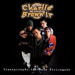 Charlie Brown Jr em sua formação original, Chorão, Champignon, Marcão, Pelado e Thiago
